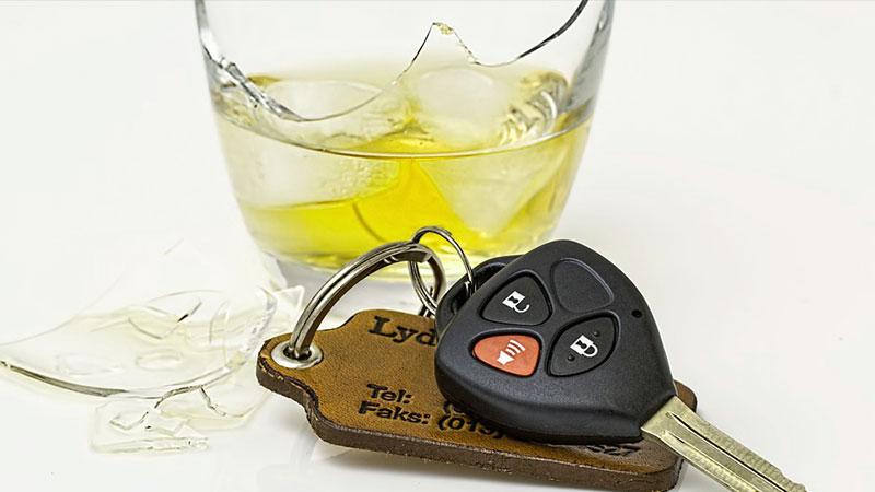 conducir efectos del alcohol